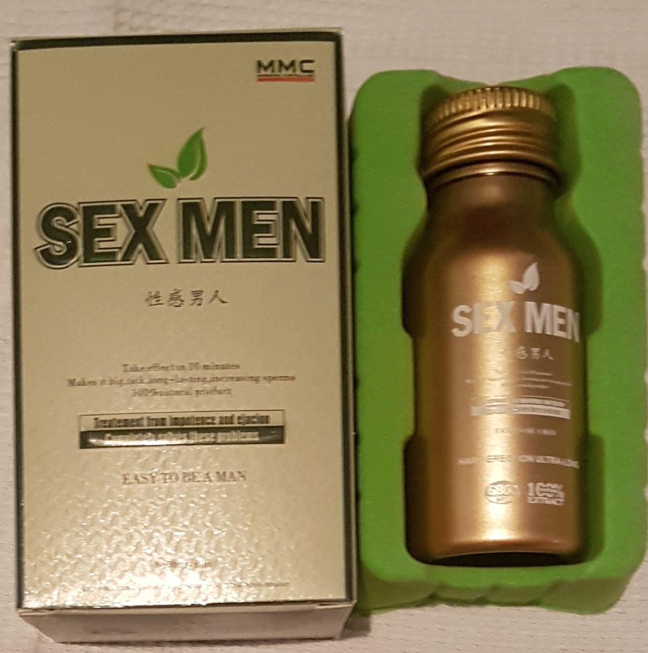 SEX MEN Препарат для потенции