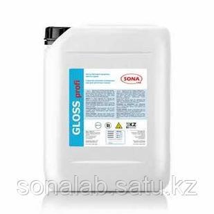 Gloss Profi- Универсальное моющее средство для щеточных машин (низкопенное), 5л
