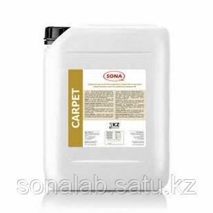 Carpet- Средство для очистки ковровых покрытий и текстиля, 5л