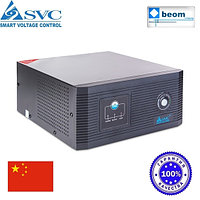 Инвертор для котла 640 Вт чистая синусоида SVC DIL-800 | Гарантия, доставка, фото 1