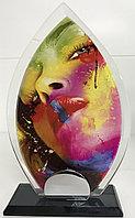 Полноцветная печать на стекле (сублимация)