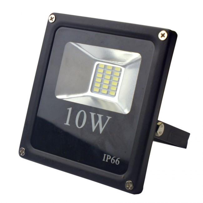 Светодиодный прожектор 10W 220V IP66 белый