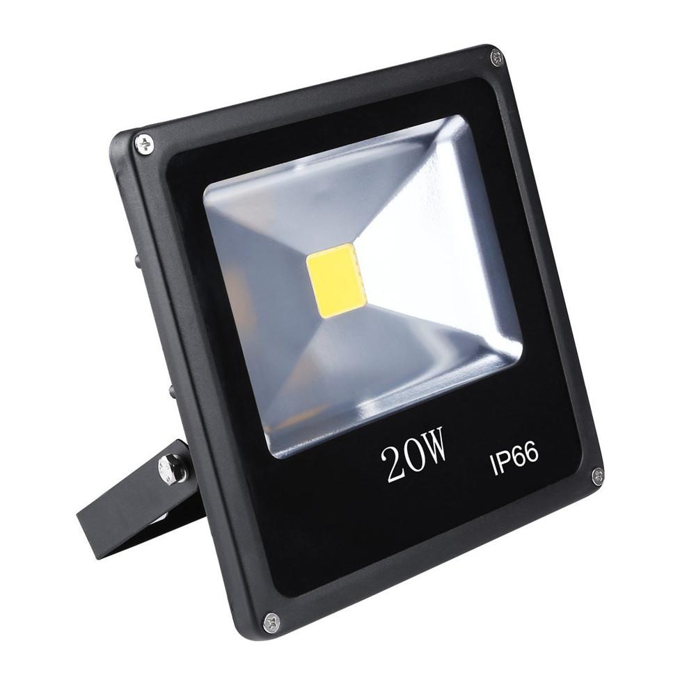 Светодиодный прожектор 20W 220V IP66 белый