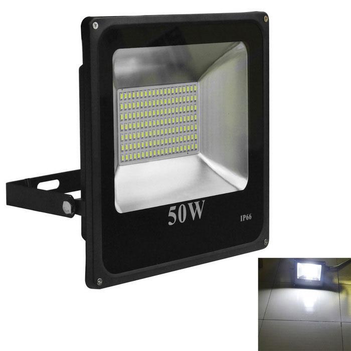 Светодиодный прожектор 50W 220V IP66 белый