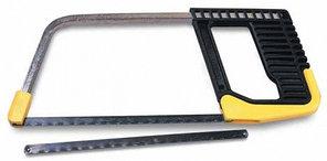 """Мини-ножовка по металлу Stanley """"Junior"""" с пластмассовой рукояткой, длина 253 мм"""