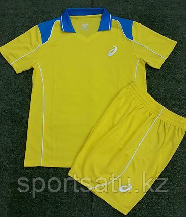Волейбольная форма Asics желтый