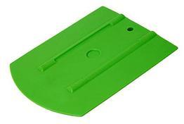 Шпатель зелёный мягкий (30%) закруглённый
