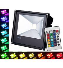 LED прожекторы (софиты)