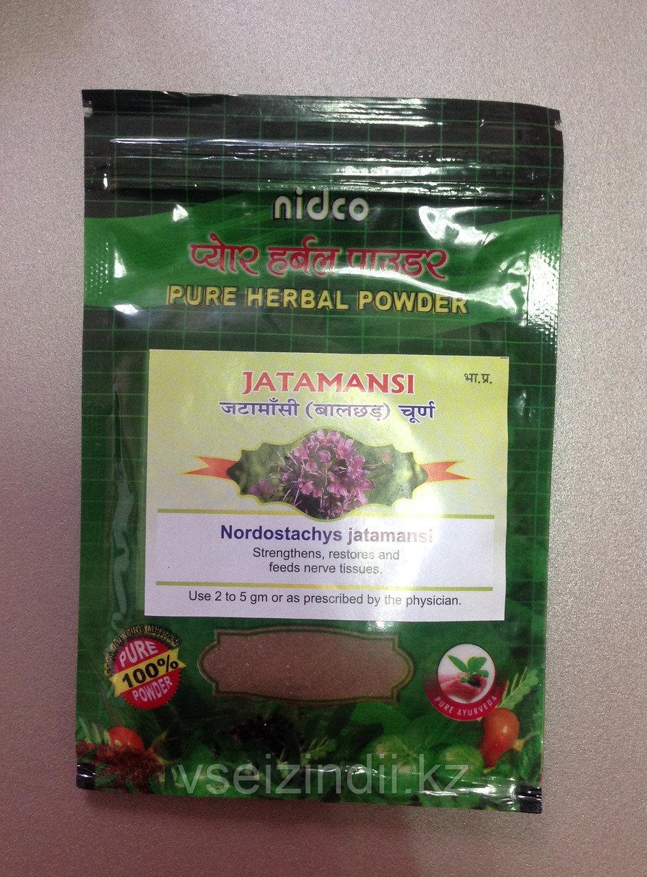 Джатаманси порошок Nidco (Jatamansi churna), 25гр