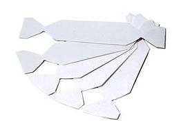 Накладка для прямоугольного шпателя микрофибровая, 100*30 мм, 5 шт.