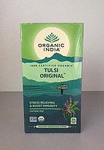 Органический чай Тулси - оригинал(Organic India Original Tulsi Tea) 25 пакетиков