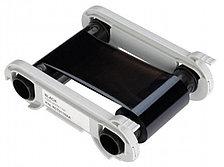 Черная монохромная лента для карт АБС и карт со специальным покрытием, 2000 отпечатков, RCT023NAA