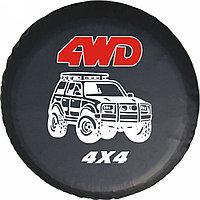 Чехол для запасного колеса 4WD CY-54