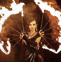 Огненное шоу Kashmir