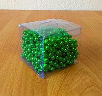 Бусы на елку - зеленые, фото 1