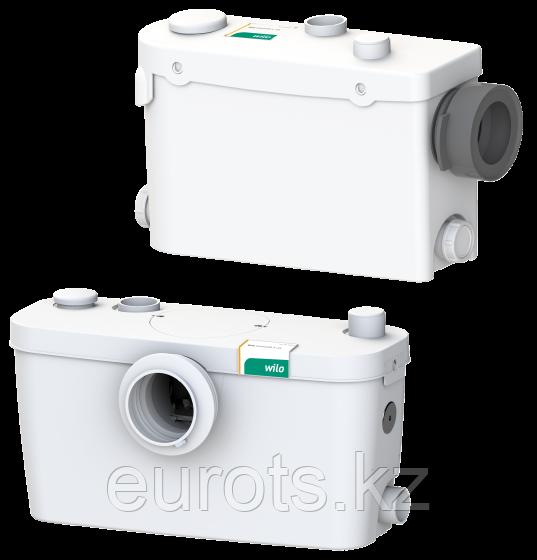 Насосы для откачки фекальных вод в систему канализации. HiSewlift 3-35