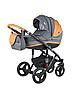Детская универсальная коляска Adamex Vicco 2в1 (A22)