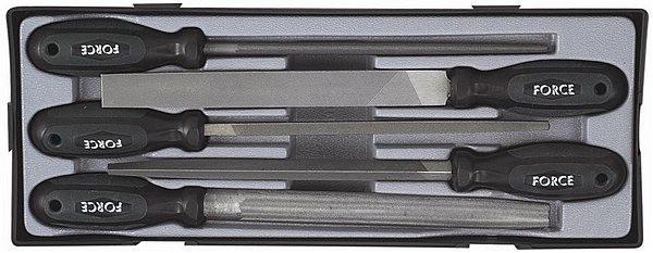 Force 5056 набор напильников (5 предметов)