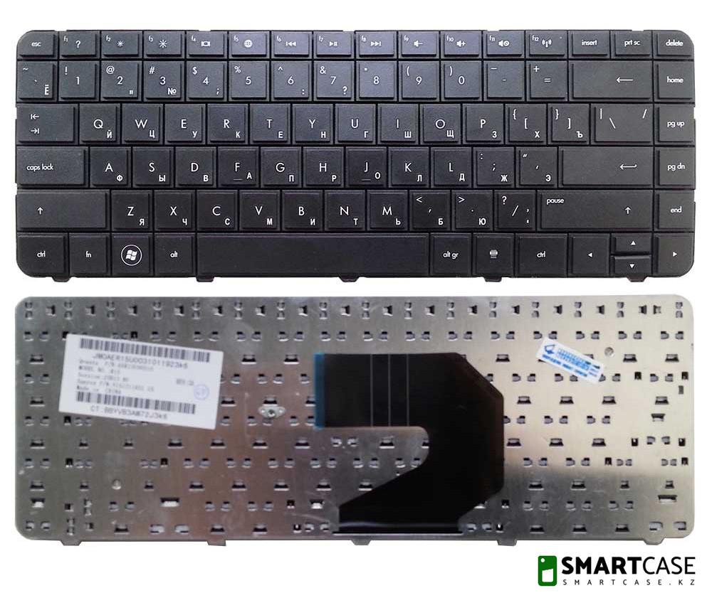 Клавиатура для ноутбука HP Pavilion G6-1000 (черная, RU)