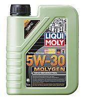 Моторное масло LIQUI MOLY MOLYGEN 5W-30 1л синтетическое