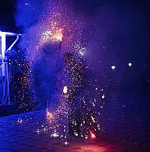 Трио Огненное пиротехническое шоу