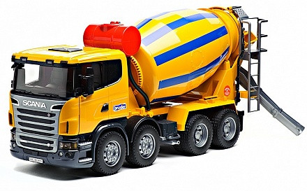 Бетономешалка Bruder Scania