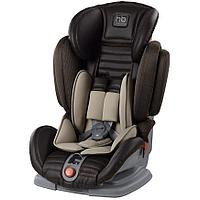 Автокресло Happy Baby Mustang 9-36 Brown