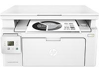 Как заправить картридж HP 17A или CF217A на МФУ HP LaserJet Pro MFP M130a