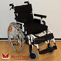 Инвалидное кресло-коляска алюминиевая, фото 1