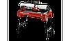 "Электроплиткорез ЗУБР ""МАСТЕР"", длина реза 620 мм, диск 200 мм, глубина реза 90°-35мм/45°-25мм, стол 690х385, фото 2"