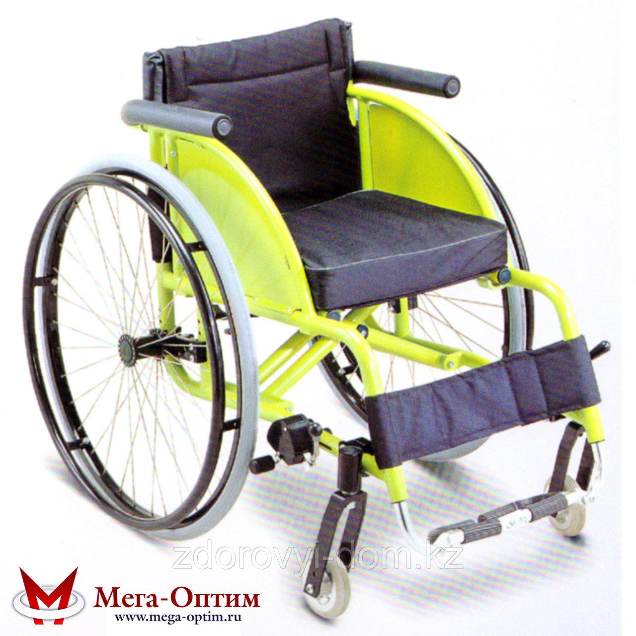 Кресло-коляска для активного отдыха