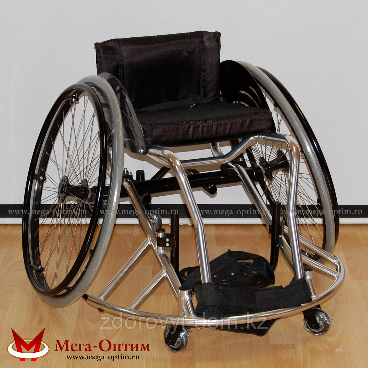 Кресло-коляска для игры в баскетбол