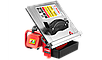"Электроплиткорез ЗУБР ""МАСТЕР"", диск 180 мм, глубина реза 90°-34мм/45°-17мм, стол 330х360мм, 2950об/мин, 600Вт, фото 2"