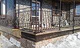 Лестничные перила, фото 2