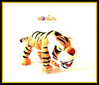 Мягкая игрушка Тигр средний