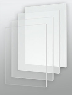 Оргстекло прозрачное 3мм. (1,22м х 1,83м)