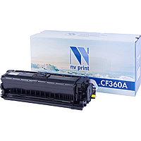 Картридж HP CF360A  для M552,M553,M577 Black