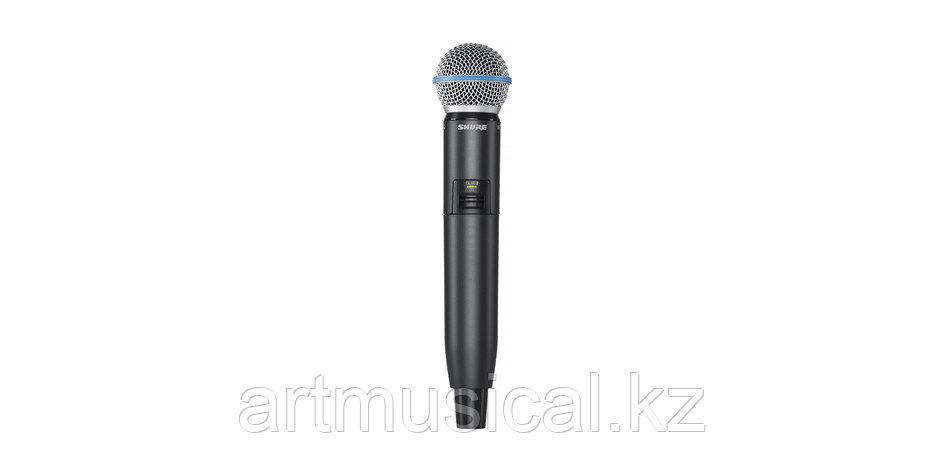 двойной радиомикрофон Shure GLXD4