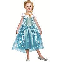 Карнавальный костюм Эльза