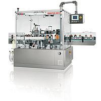 Этикетировочная машина для формованных флаконов и бутылок SENSITIVE 200 SERIES, фото 1