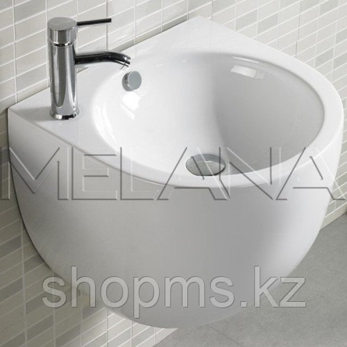 Умывальник для ванной подвесной Melana 800-500F