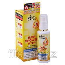 Тайская сыворотка для ускорения роста волос Genive DEMA Long Hair Fast Growth 60 мл.