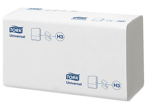 Tork листовые полотенца Singlefold сложение ZZ 120108, фото 2