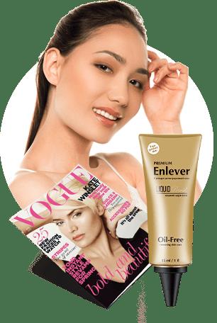 Enlever (Энлевер) – средство от прыщей и угрей