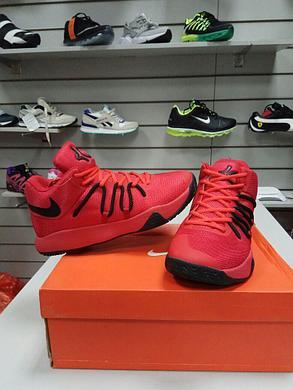 Баскетбольные кроссовки  Nike ZooM KD Trey 5 Series ( Kevin Durant) красные, фото 2
