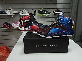 Баскетбольные кроссовки Nike Lebron XII (12) Wath , фото 3