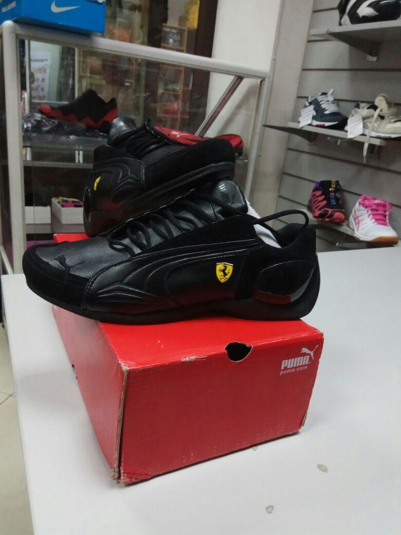 Кроссовки Puma Ferrari Design - фото 2