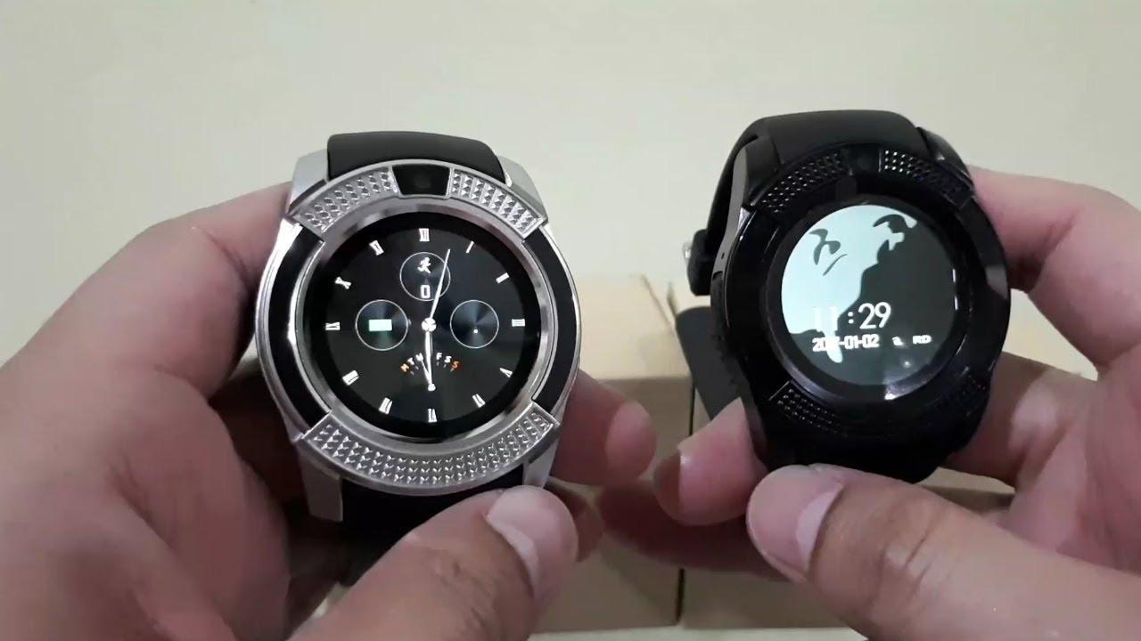 Умные часы Smart Watch V8 с гарантией и с доставкой на дом - фото 3
