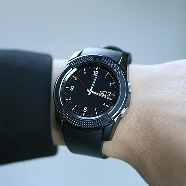 Умные часы Smart Watch V8 с гарантией и с доставкой на дом - фото 4