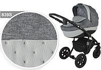 Детская универсальная коляска Adamex Barletta 3в1 (839S), фото 1